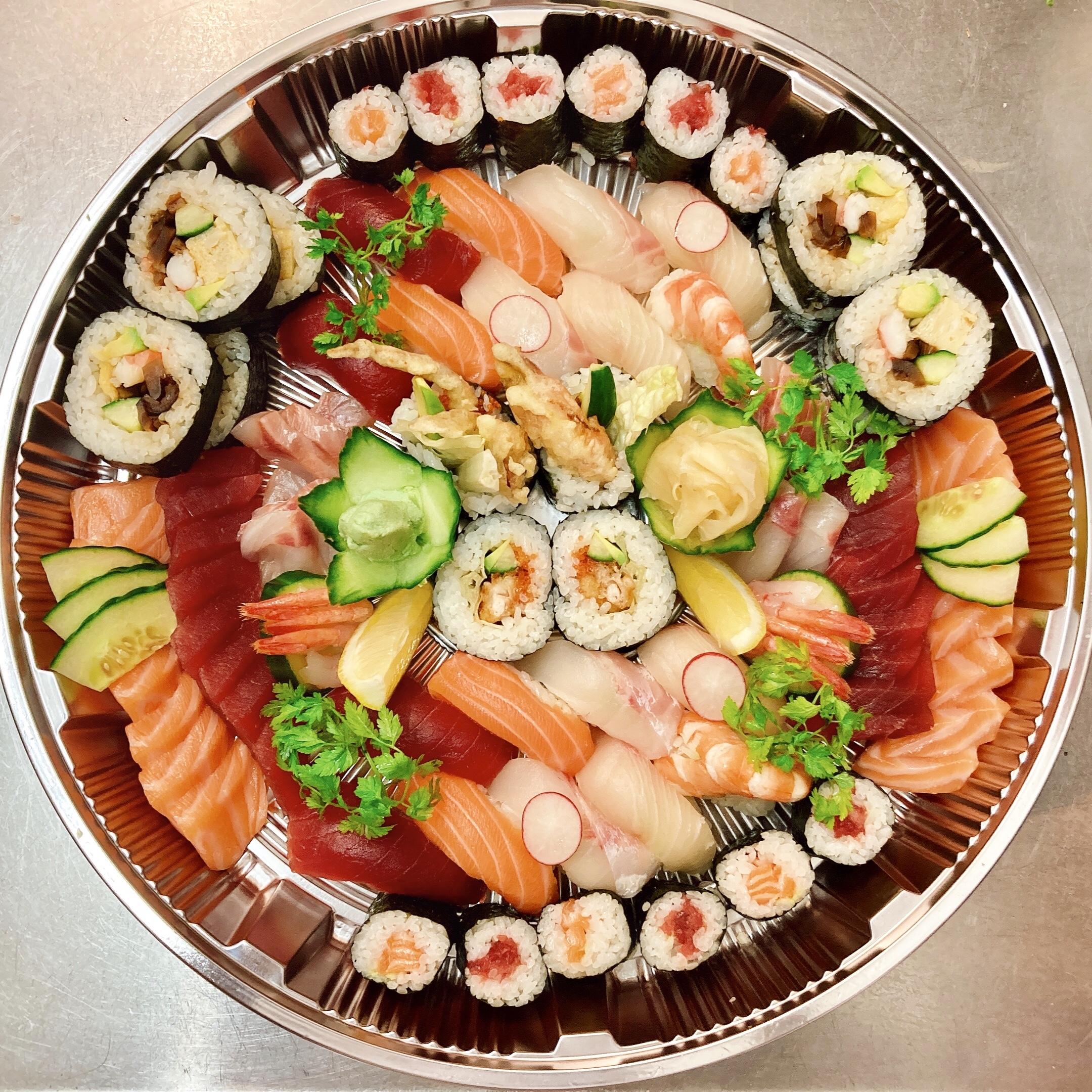 plateau_sushi